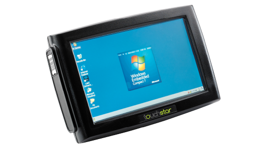 TS3000 ATEX certified tablet - large image