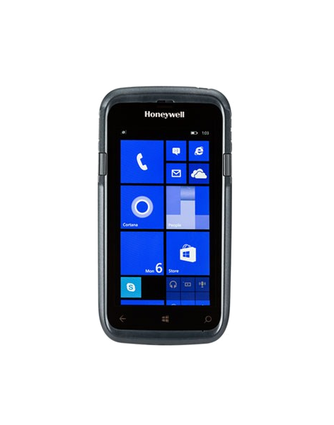 Intermec CT50 rugged handheld - front side view
