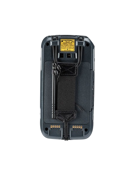Intermec CT50 rugged handheld - rear view