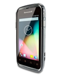 Intermex CT50 rugged handheld Android rotated left