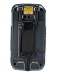 Intermex CT50 rugged handheld with back removed