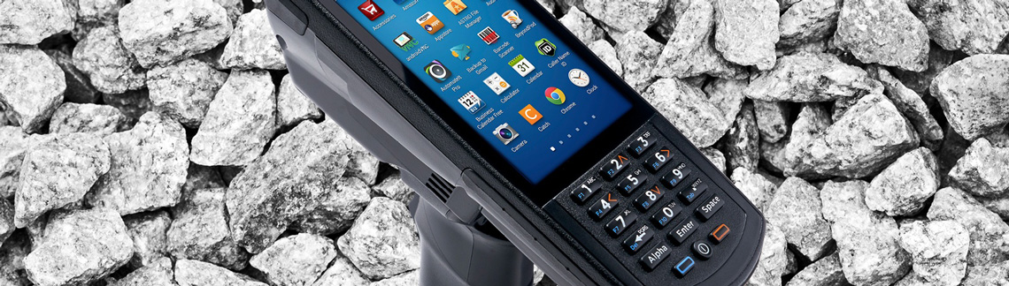 Rugged Handheld Devices, PDAs & Computers | TouchStar